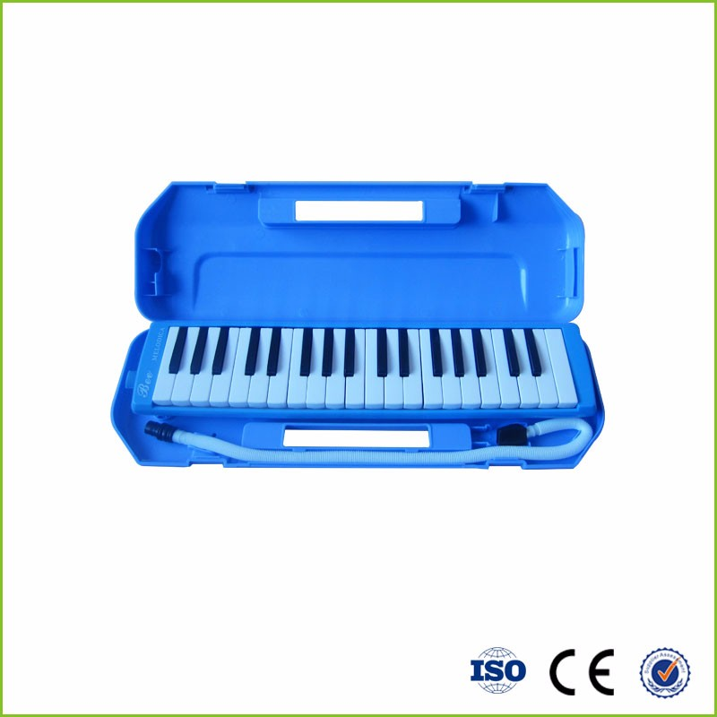 Professional musical instruments melodica 37 keys