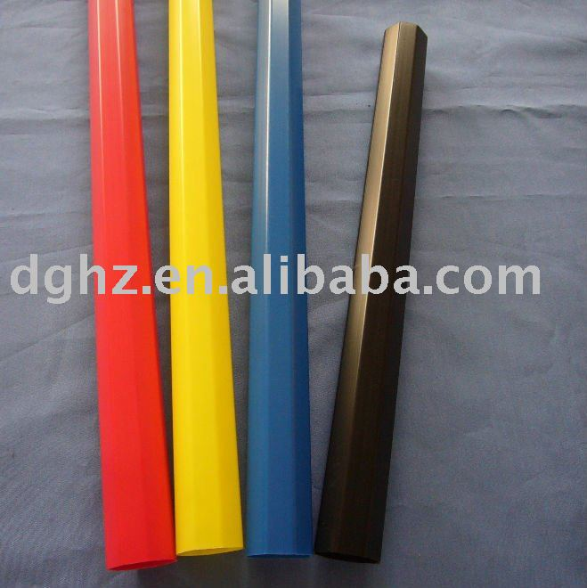 Octagon PVC pipe