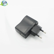 Single Output Plug In 5V 6V 9V 12V 24V Universal Travel Adapter with USB Charger