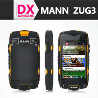 Waterproof MANN ZUG 3 Mobile Phone Android Qualcomm Dual Core IP68 Smart Phone
