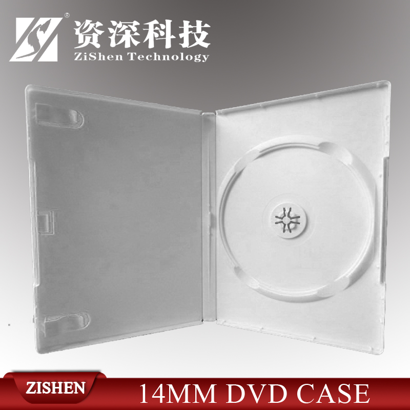 Hard Plastic Cd Dvd Case