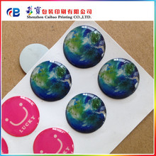 Decorative Sticker,adhesive sticker Style and Epoxy Sticker,dome label Type 3d epoxy resin dome sticker