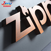 Customized Cheap Metal Engraved Letter On