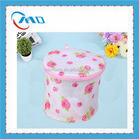 All Over Printing Custom Zipper Washing Laundry Bag