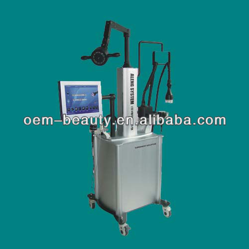 Vacuum fat suction cavitation liposuction ultrasonic velashape slimming <strong>beauty</strong> machine