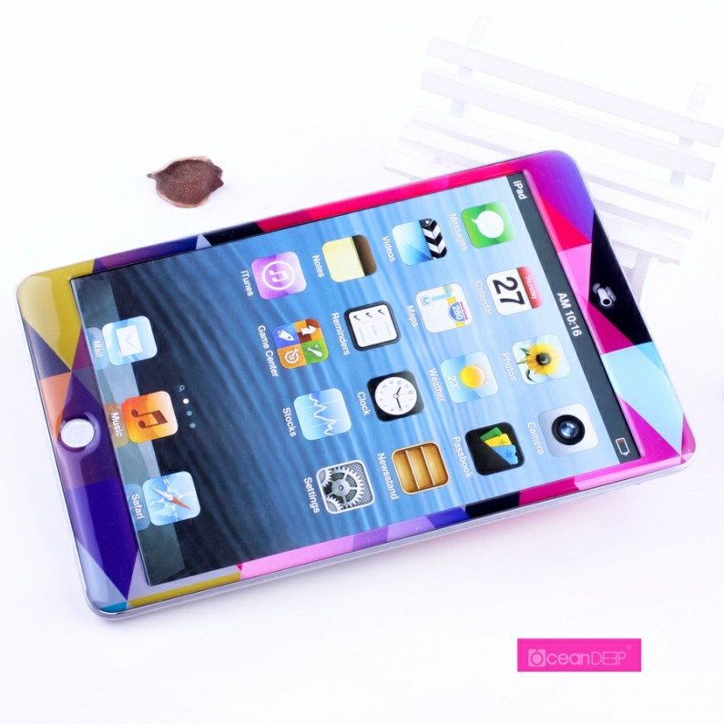 Full protective gel sticker for apple ipad mini 32gb 9.7 inch sticker