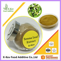 Factory Price Of 8% Sennosides Senna Leaves Senna Leaf Extract