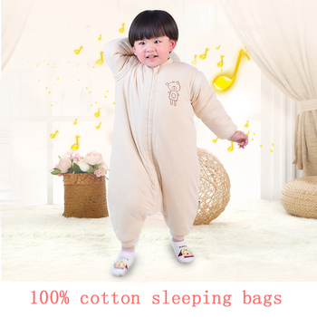 100% cotton sleeping bag