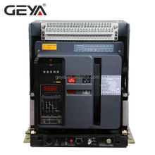 GEYA GYW1 Hot Sale Drawer Type ACB up to 6300A 690VAC DW45 Air Circuit Breaker Parts Price