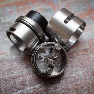 New products 100% authentic e-cigarette original goon v1.5 rda 24mm custom goon 528