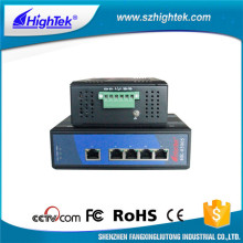 5 port 10/100/1000 industrial gigabit grade ethernet switch