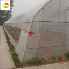 < single and double layer> inflatable film greenhouse