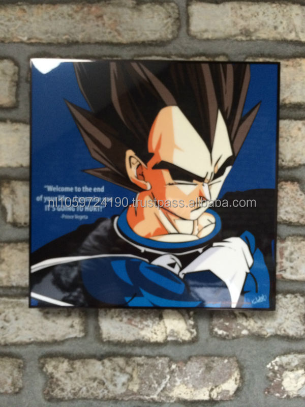 Pop Art -Vegeta - DragonBall Z