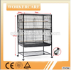 hot sale large weave wire mesh bird cage / bird carrier
