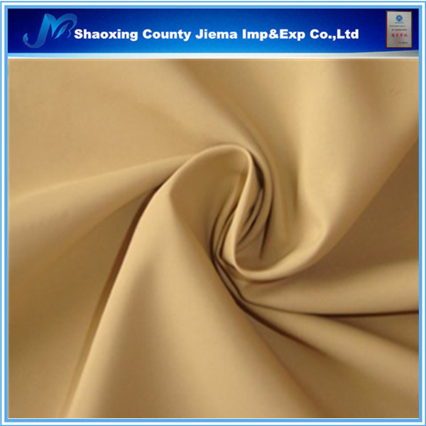 names of clothing materials for summer dress taffeta satin pongee jacquard factory price in shaoxing JM041