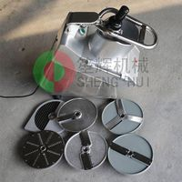 shenghui factory special offer tornado potato cutter qc-500h