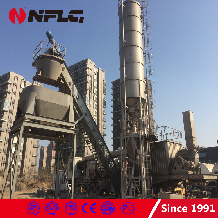 China wholesale supplier construction material asphalt production plants