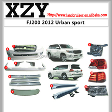 land cruiser fj200 urban sport package body kit for Land Cruiser 2008-2011 upgrade to 2012