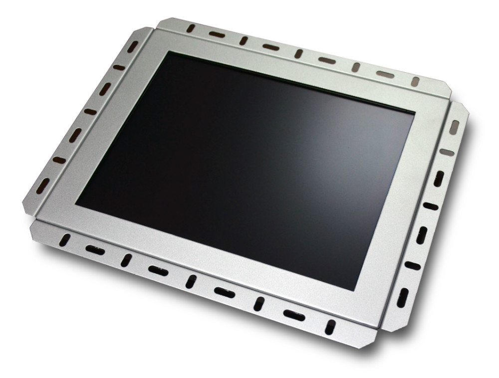 10.1 inch touch screen monitor, open frame LCD monitor with touch port