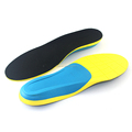 Insole pu material orthopedic anti sweat shoe insoles