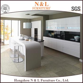 Glossy kitchen cabinet cuisine de france modern kitchen for Kitchen cabinets france