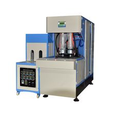 Amazing!!! 5-YEARS WARRANTY 800-1200BPH 350ml 500ml 1L plastic PET bottle blow moulding machine price for water bottles