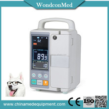WMV200B hot sell voice alarm animal veterinary infusion pumps