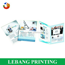High quality Art paperA3/A4 /A5 /Magazine Printng/Brochure Printing Paper Catalogue Printing
