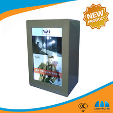 cheap lcd touch screen transparent glass touch screen