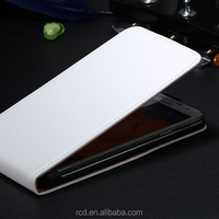 Flip Up Genuine Leather Case For Samsung Galaxy Note 3 Note 2 N9000 N7100