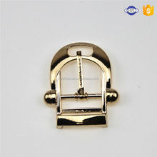 TOP SALE unique design solid brass belt pin buckles from manufacturer