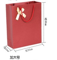 Coated Paper Shopping Bag Manufacturer in Shenzhen China