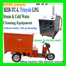 HZB-TC-L LPG With Multiple Application Car Spray Washer/Cleaning Car Mats Washing Machine