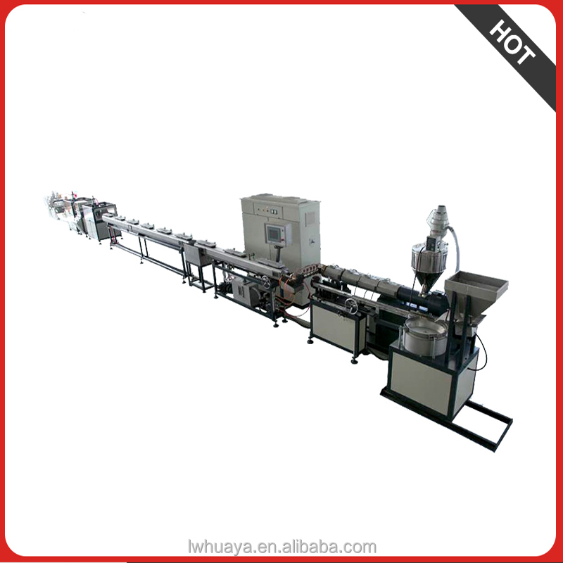 Inlaid Flat Dripper Drip Irrigation Pipe Production Line