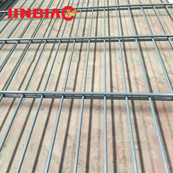 Welded hot dipped galvanized railing fence grill easy to install iron fence for sale