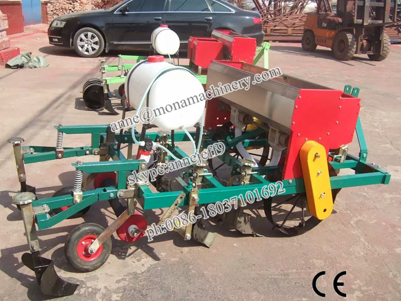 New Style peanut planter in India and Africa ,groundnut planting machine