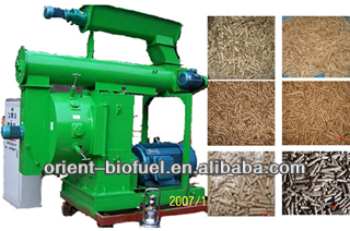 Professional Working Series Wood Pellet Mill Industry Use MZLH600-daivy 121121