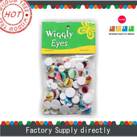 Most Popular Cheap Colorful Safety Wiggly Fake Eyes