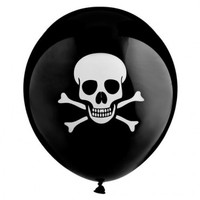 Pirate balloons cartoon printed latex balloon made in china