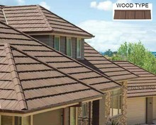 New design Wood metal roofing,metal roofing tile prices