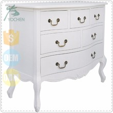 antique luxury furniture Shabby Chic White Chest of drawers