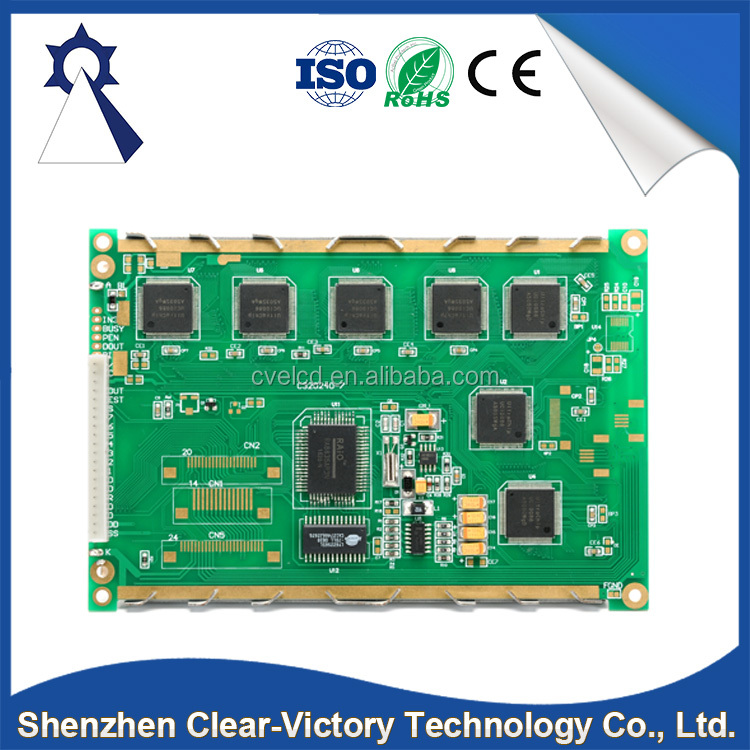 Wholesale china factory 320 dots x 240 dots STN color LCD LCM module