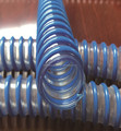 8 inch reinforced flexible clear pvc tube