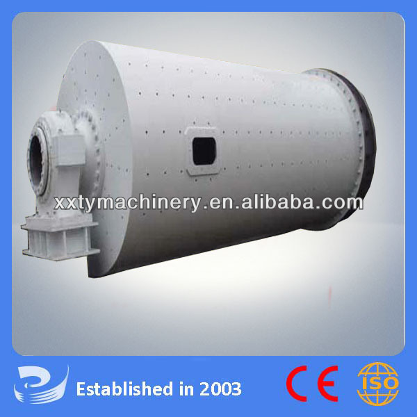 Stainless steel quality wet hydrate ball grinding mill for ferrous metal