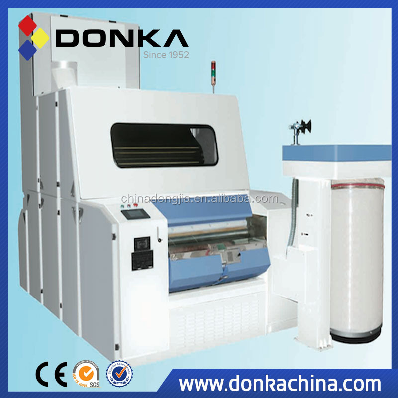 Donka trutzschler carding machine for sale