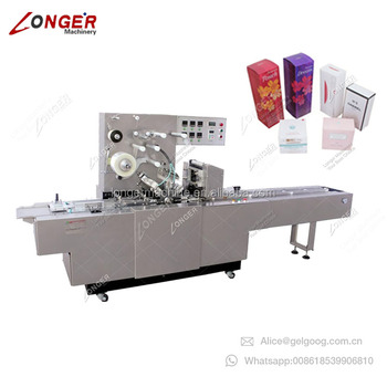 Automatic Bopp Cellophane Film Packing Machine Perfume Box Cellophane Wrapping Machine for sale