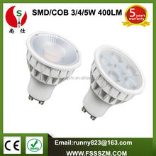 New Dimmable 3w 250lm PC+AL LED Spotlight GU10,SMD2835 LED Spot light bulb