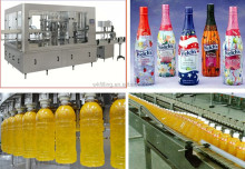 PET Bottle Fruit Tea Production Line/Juice Filling Plant/Hot Drink Production Line