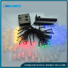 Solar string light h0tfC christmas village led lights for sale