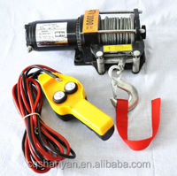 12v 24v Mini 4*4 Electric Winch 3000 lbs